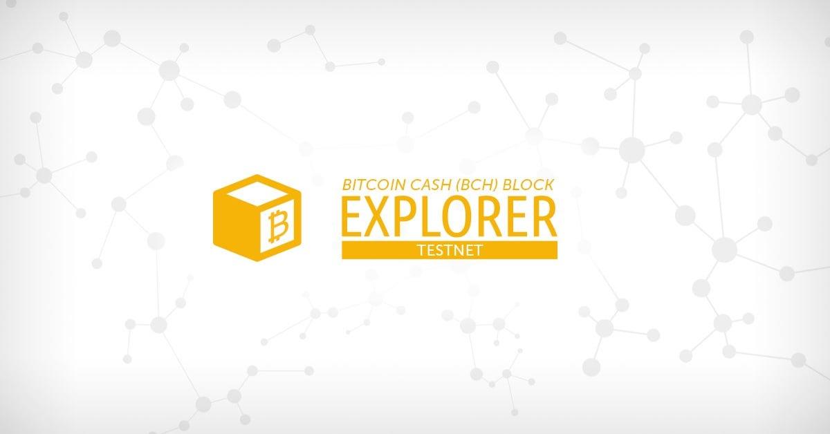 bitcoin cash explorer api fx pasirinkimo mainai