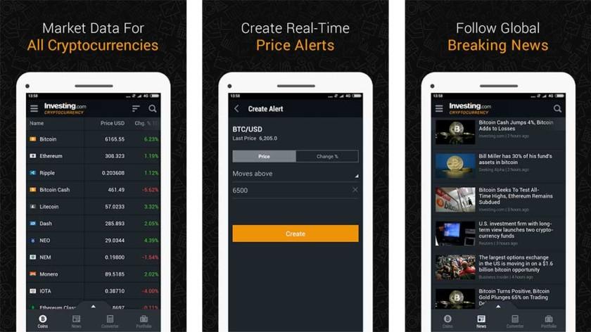crypto android app